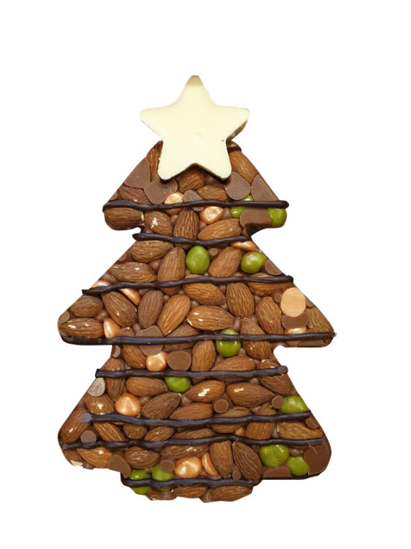 Kerstboom Chocolade Stach - Yipp & Co