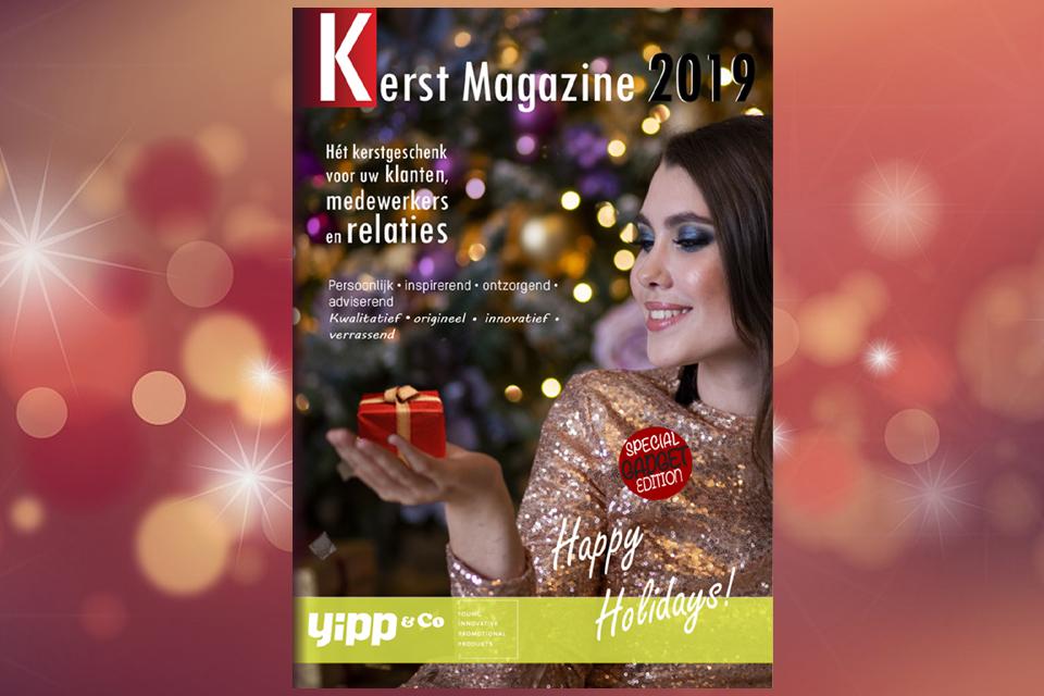 Onze laatste nieuwtjes Kerst Magazine 2019 - Yipp & Co