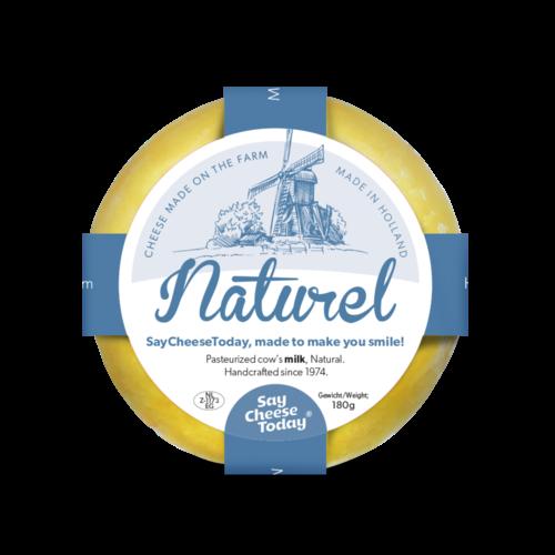 Brievenbus kaasjes 180 grams naturel - Yipp & Co