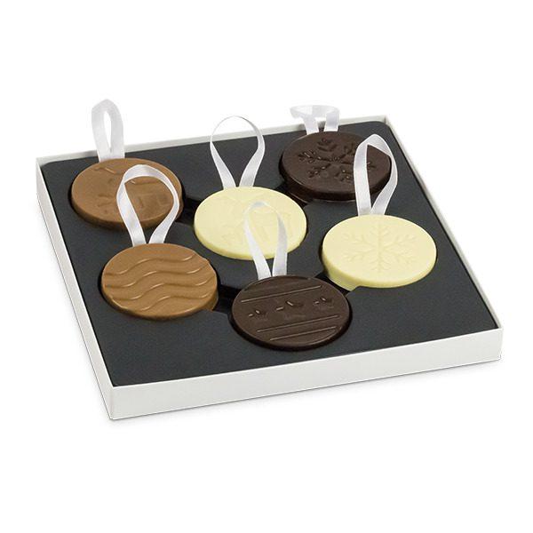 Chocolade Kerstballen 2D - Yipp & Co