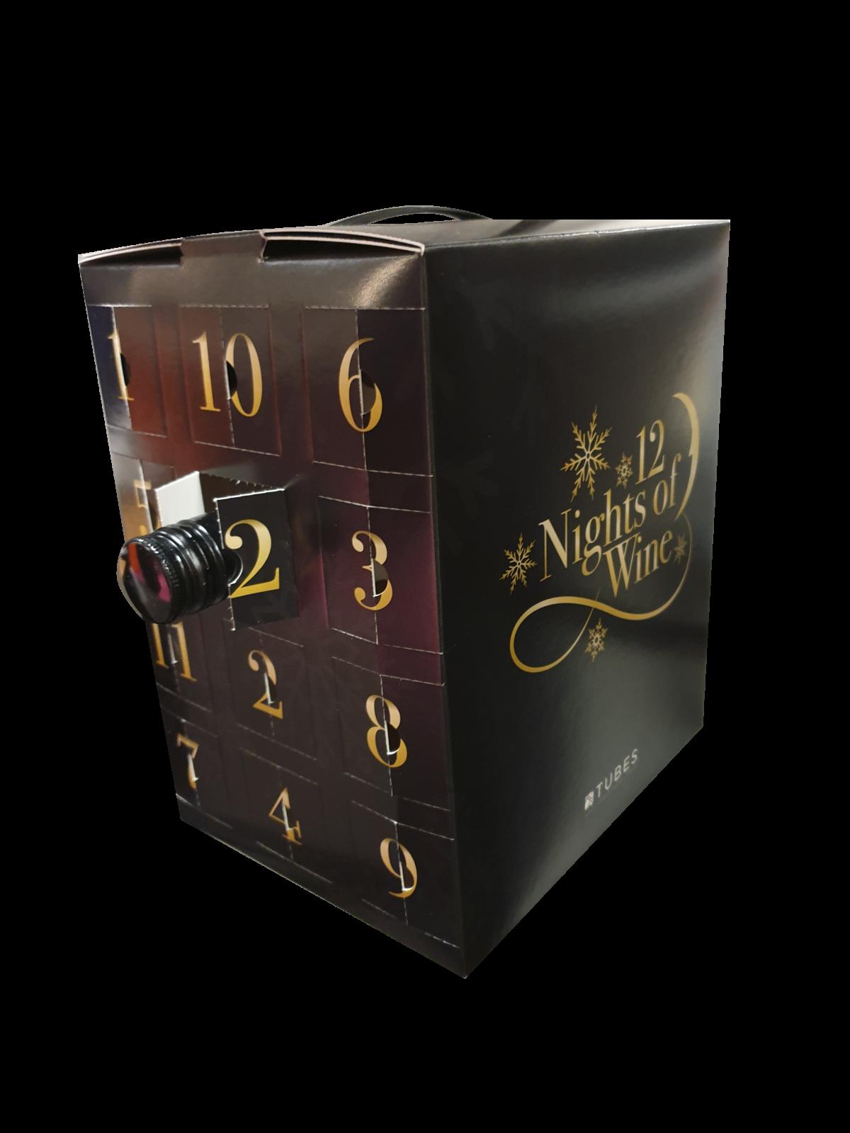 Twelve Nights of Wine - Yipp & Co