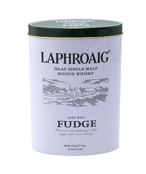 Whiskey Luxury Fudge Tin Laproaig - Yipp & Co