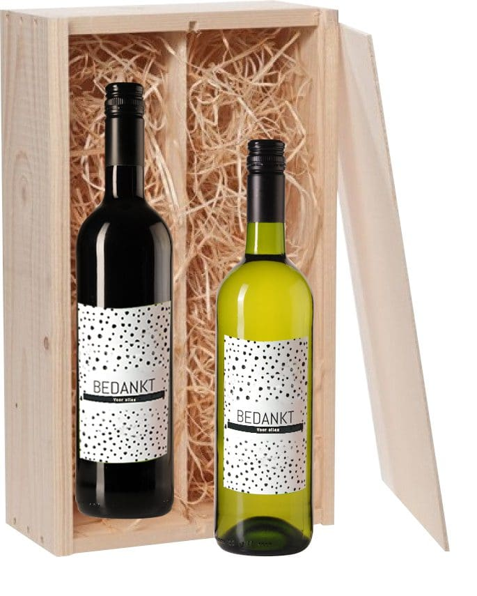 Wijn eigen label - Yipp & Co