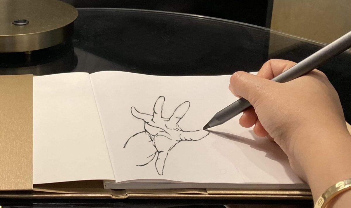 Pen Picasso