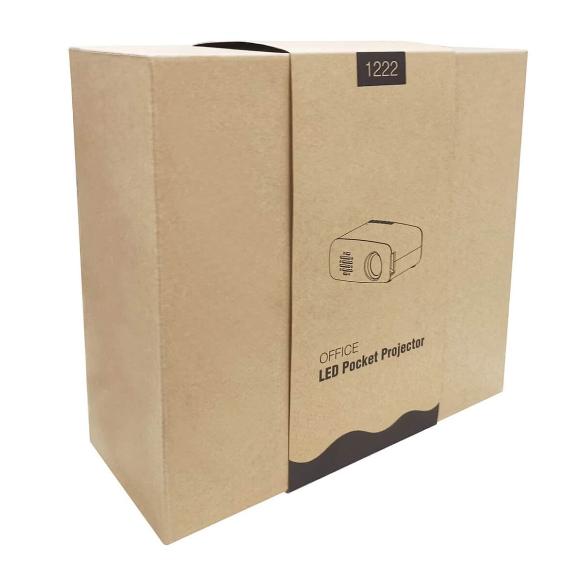 Projector to go giftbox - Yipp & Co
