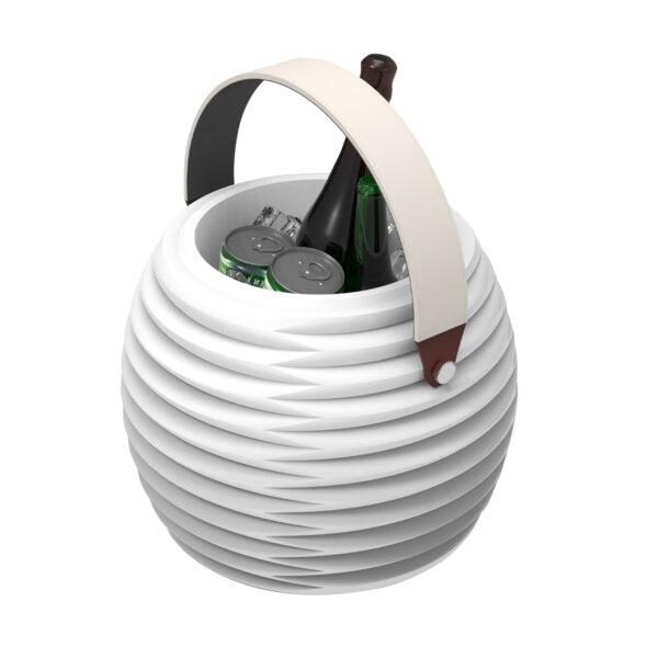 Speaker Cooler LED Coollux relatiegeschenk - Yipp & Co