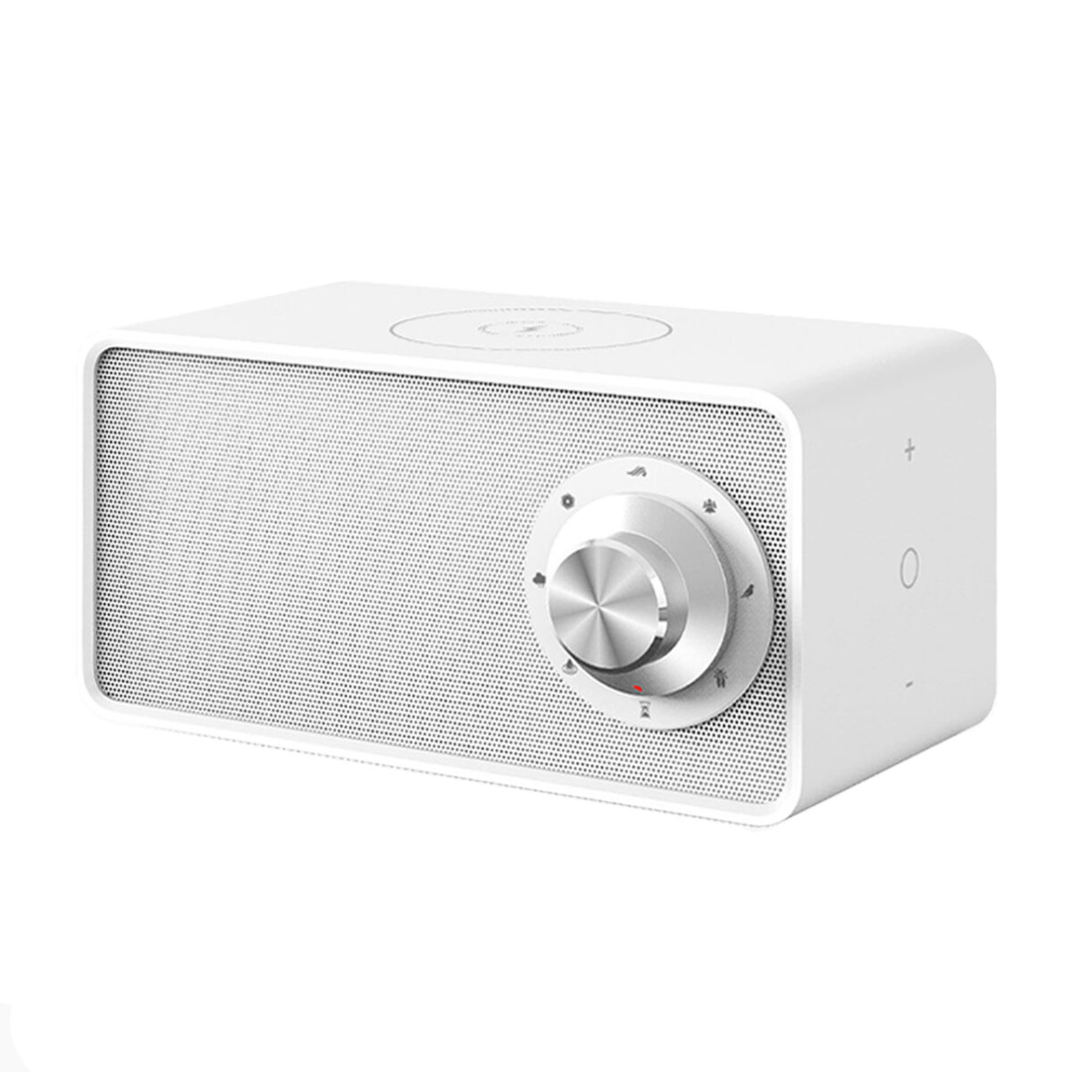 Speaker & draadloos lader white noise - Yipp & Co