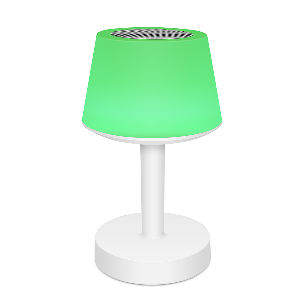 Tafellamp Speaker moodlight groen- Yipp & Co
