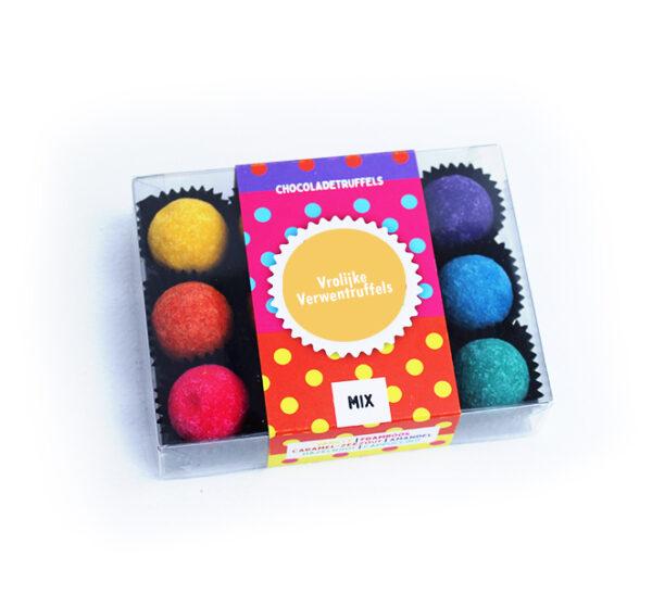 Chocolade truffels - Yipp & Co