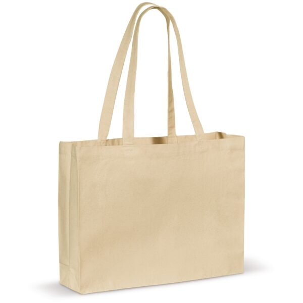 Shopper tas katoen OEKO-TEX naturel 280 g/m2