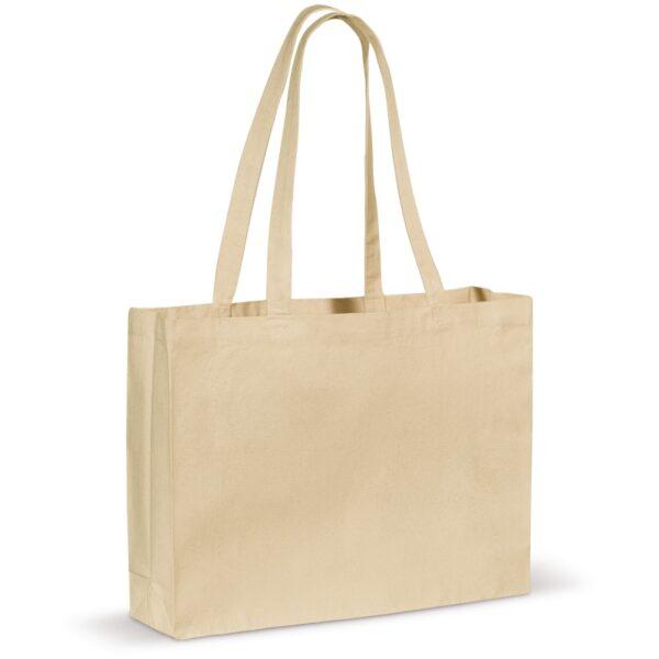 Shopper tas katoen OEKO-TEX naturel 280 g/m2