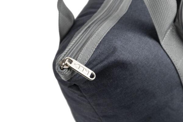 rPET draagtas opvouwbaar ritsdetail - Yipp & Co