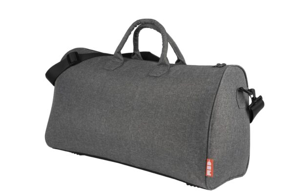 rPet duffel bag grijs - Yipp & co