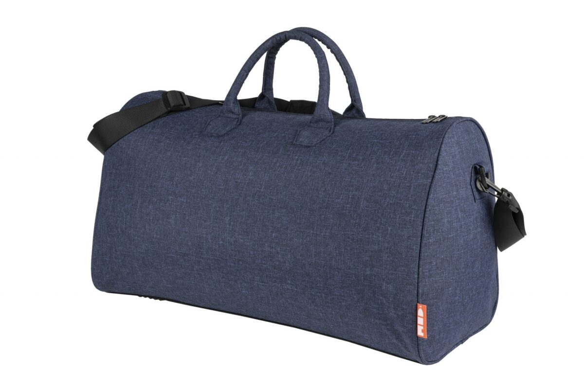 rPet duffel bag navy - Yipp & co