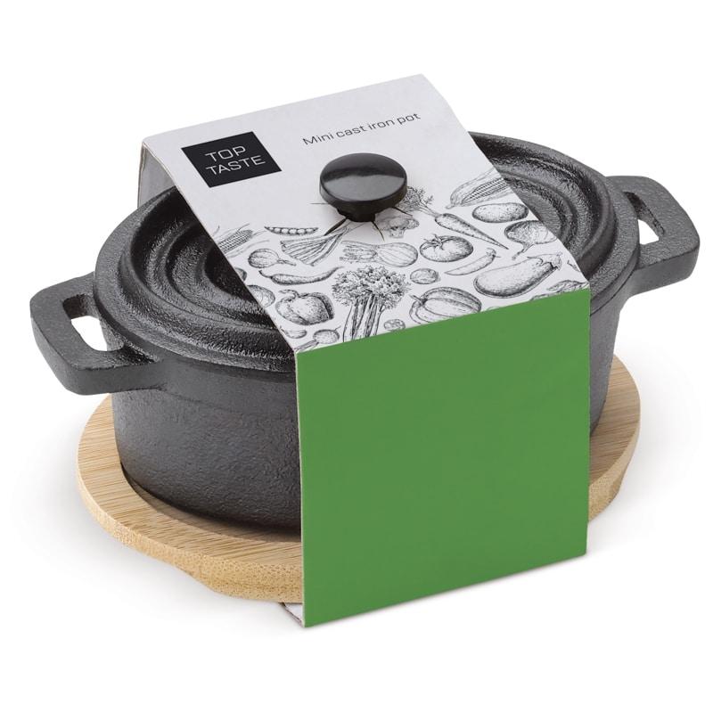 Mini Gietijzeren Pan - Yipp & Co
