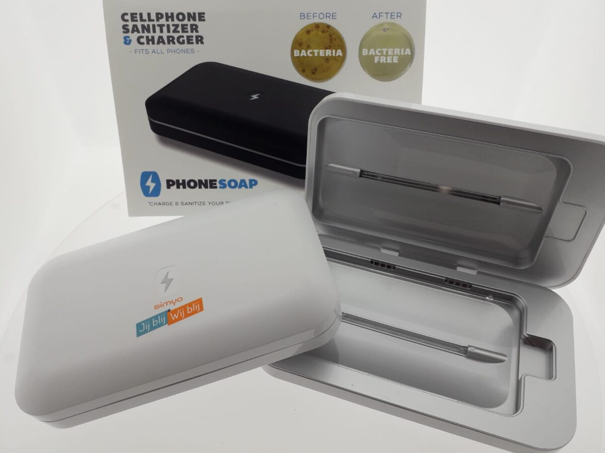 Phonesoap Charger - Yipp & Co
