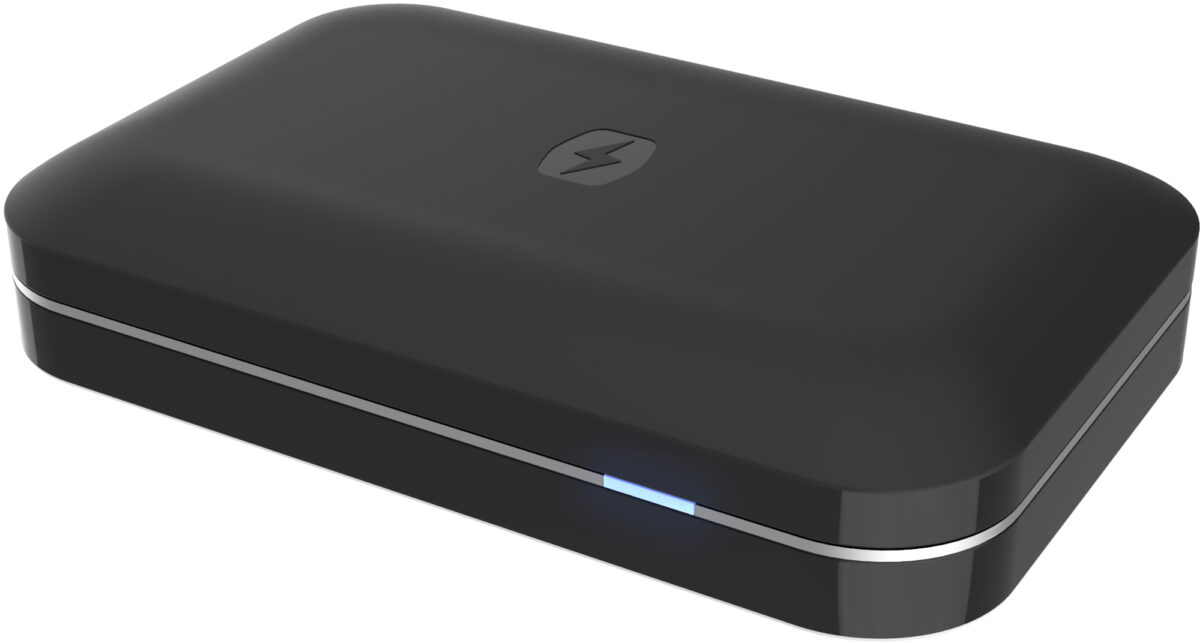 Phonesoap Charger zwart dicht - Yipp & Co