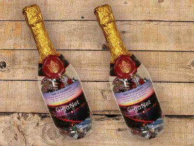 Vodafone Ziggo - Celebrations Champagnefles