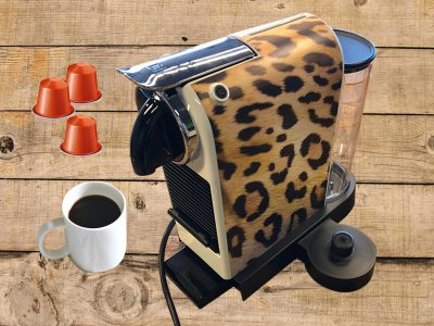 Agio - Nespresso Koffiemachine