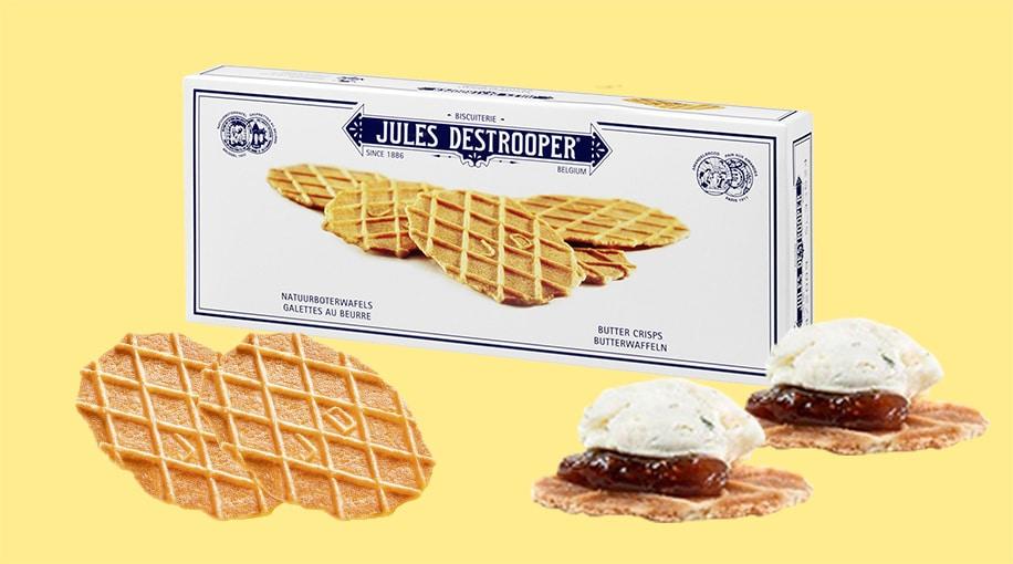 Summer Bag ijsmachine wafel Jules Destrooper - Yipp & Co