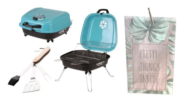 Summer bag mix & match bbq