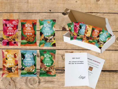 Bites We Love Brievenbuspakket -Nexus Nederland