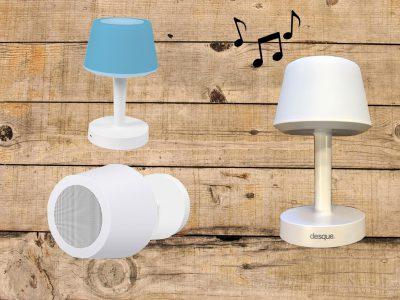 Tafellamp Speaker Table Tunes- Desque