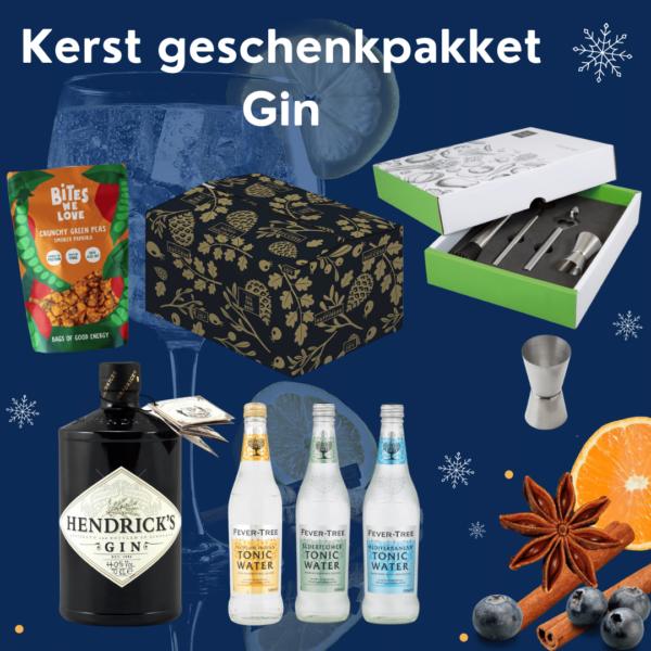 Kerst geschenkpakket Gin-Yipp & Co
