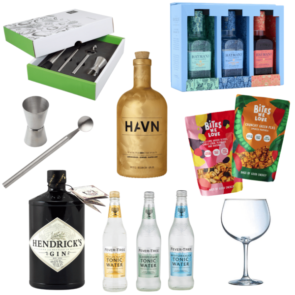 Christmas pakket Gin-Yipp & Co