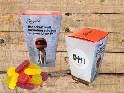 Cupholder Winegums-Vogel's