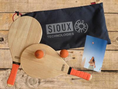 Sioux - Frescobol Set