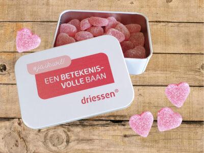 Snoepblikje Driessen - Yipp & Co